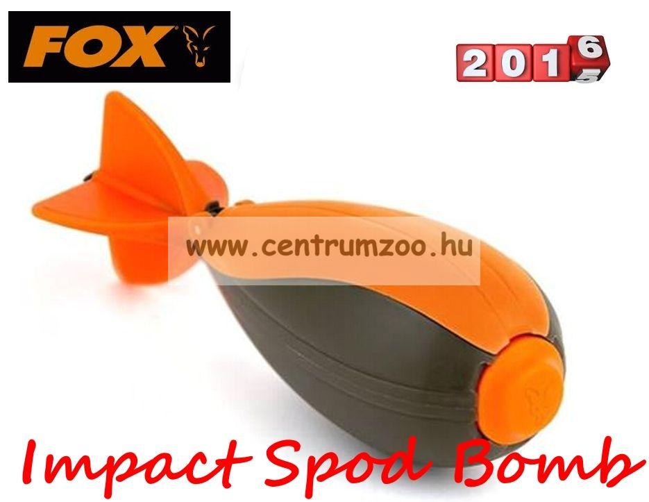 Fox Impact Spod Spomb Bomb Large 2016New eredeti etető rakéta NAGY (CAC640)