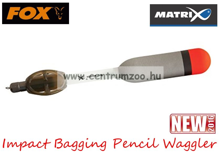 Fox Matrix Impact Bagging Pencil Waggler - large 15g (GAC346)