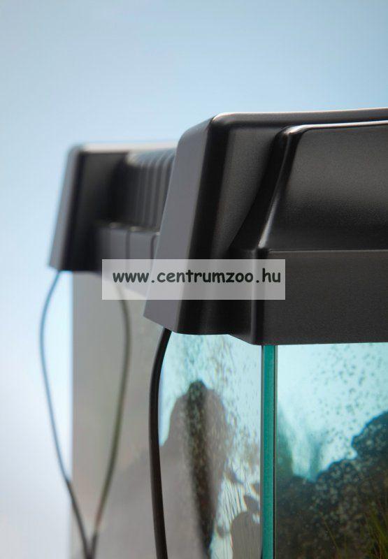 Diversa akváriumtető és világítás  40*25cm 1*10W - ÍVES FRONT