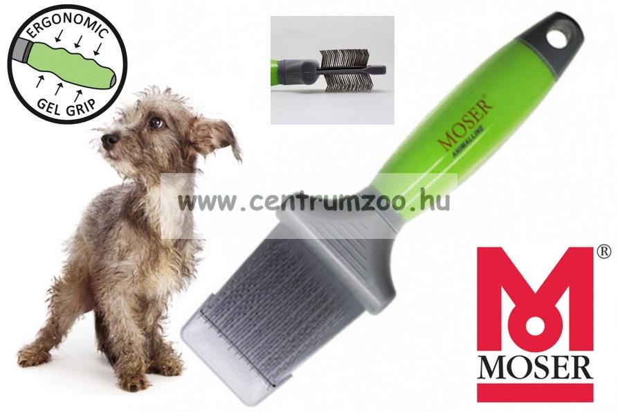 Moser LARGE SLICKER BRUSH prémium kutyakefe  2999-7075
