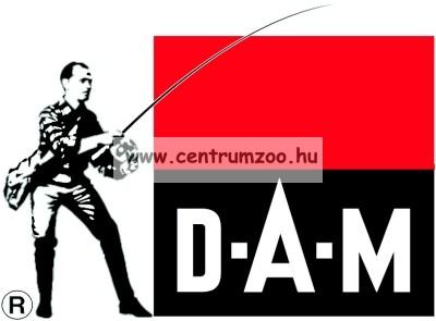 D.A.M. QUICK TOXIC 740 FD 6+1cs elsőfékes orsó (D1084740)