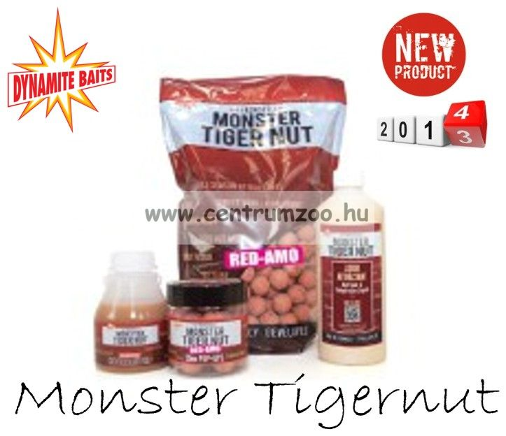 Dynamite Baits Monster Tigernut Red - Amo Shelf Life DUMBELLS  1kg (DY380)