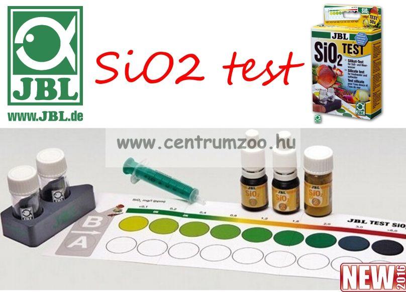 JBL SiO2 Test-Set (JBL25353) silicat teszt
