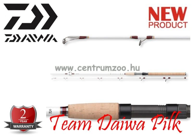 DAIWA Team Daiwa Pilk  2,1m 100-200g pergető bot (11881-210)