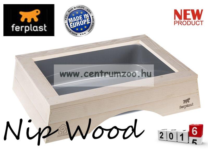 Ferplast Nip 20 Wood prémium macska WC