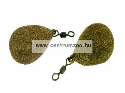 KORDA Textured Flat Pear Swivel 3 oz / 84g (TFPS3)