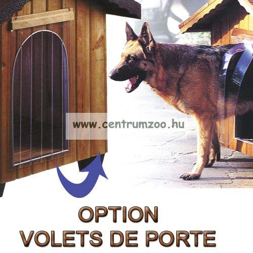 Kennel ajtó hőfüggöny - kutyaházakra 24x36cm (TRX39590)