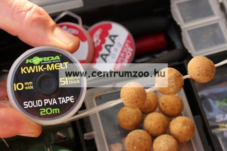 KORDA PVA String 15m spool – 15m  (KPS)
