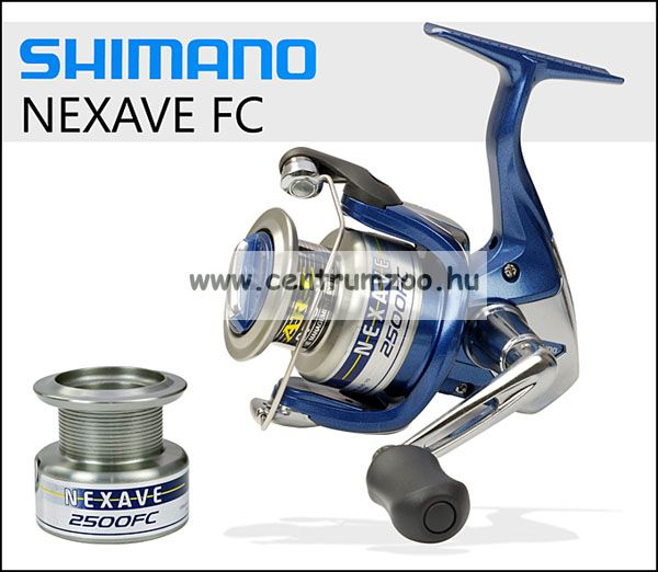 Shimano NEXAVE 10000 FC elsőfékes orsó (NEX10000FC)