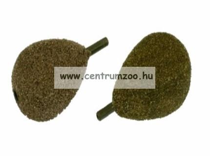 KORDA Textured coated Flat Pear Inline 3,5 oz / 98g (TFPI35)