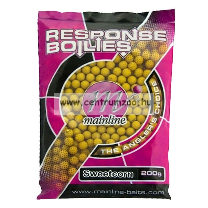 MAINLINE RESPONSE SHELF LIFE READY MADE BOJLI SWEETCORN ÍZŰ 200G (M01003)