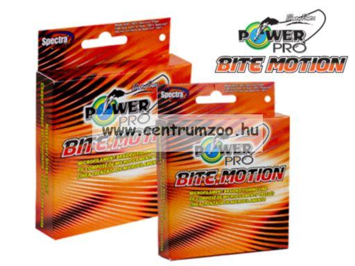 Power Pro zsinór    150m 0,23mm 15kg Bite Mo. narancssárga