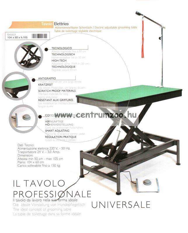 Camon Tavolo Pieghevole kozmetikai, kiállítási eb fixáló kikötő G151