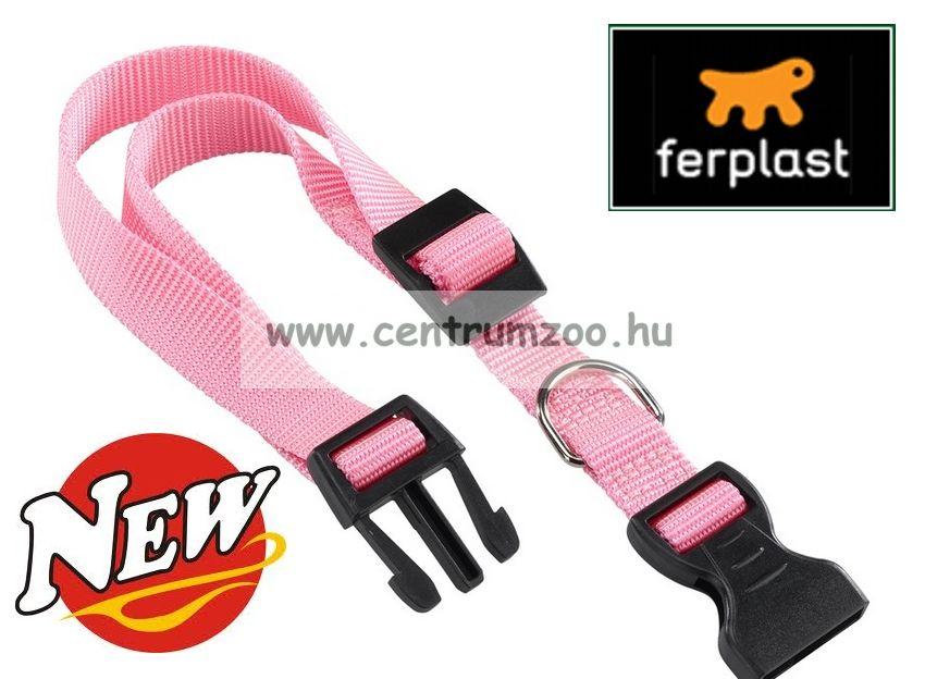 Ferplast Club 20mm széles M textil nyakörv több színben