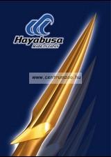 Hayabusa M1 horog - 4134 4135 - tökéletes akadás