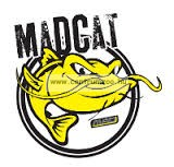 MAD CAT RUBBER BEADS 8MM - 20PCS (8406001)