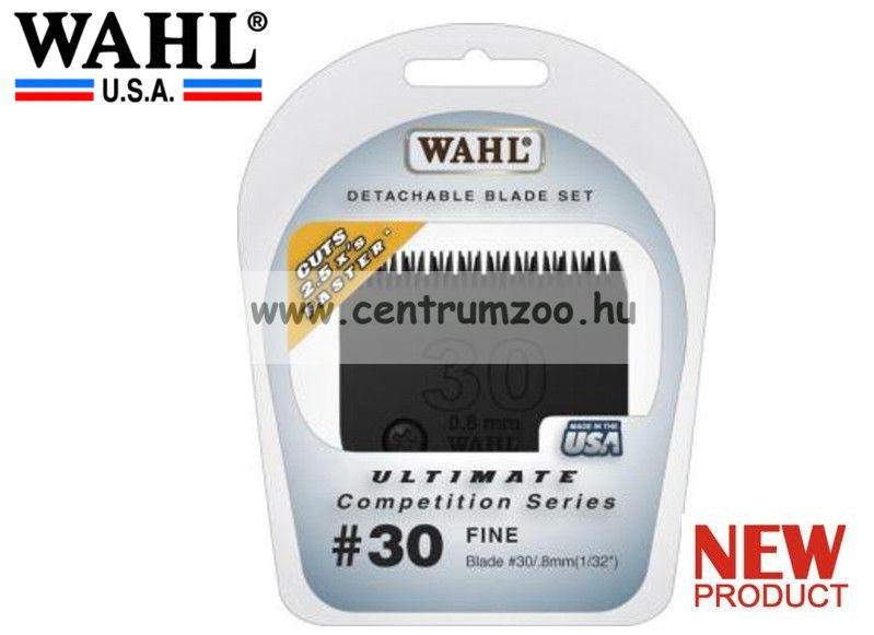 nyírófej ULTIMATE #30 / 0,8mm  MOSER WAHL 1245 1250 (MAX45 MAX50) géphez - 1247-7580