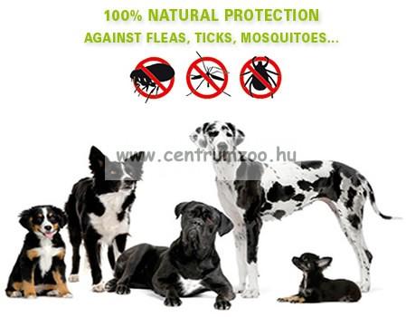 BIOSPOTIX SPOT ON kullancs és bolha elleni csepp kutyáknak 5db Spot-On