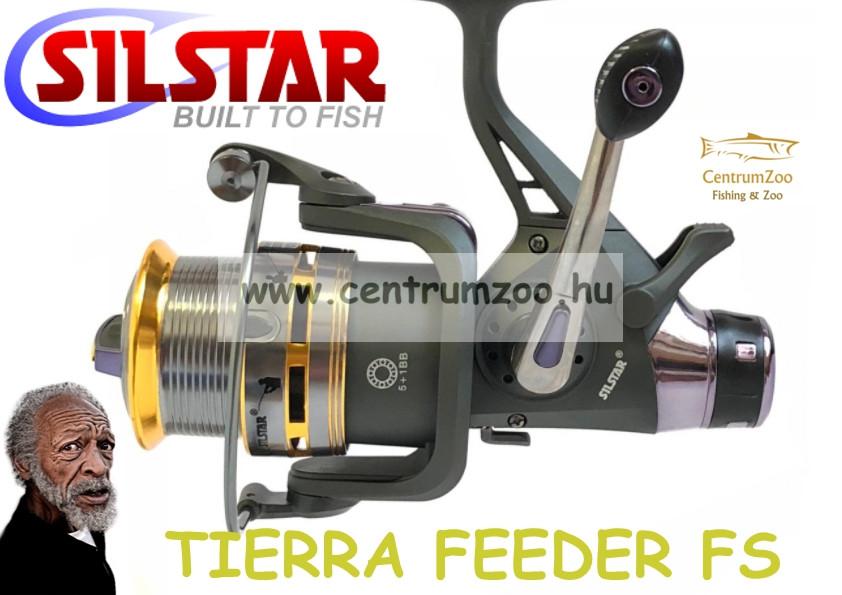 SILSTAR TIERRA FEEDER FS 650 5+1cs nyeletőfékes orsó + pótdob (S2008650)
