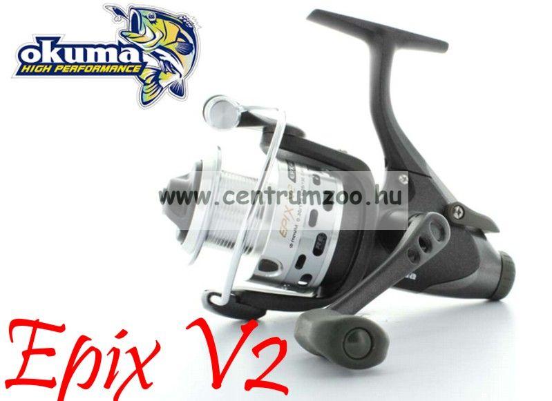 OKUMA Epix V2 BaitFeeder EPX-30 4+1bb nyeletőfékes orsó (41189)