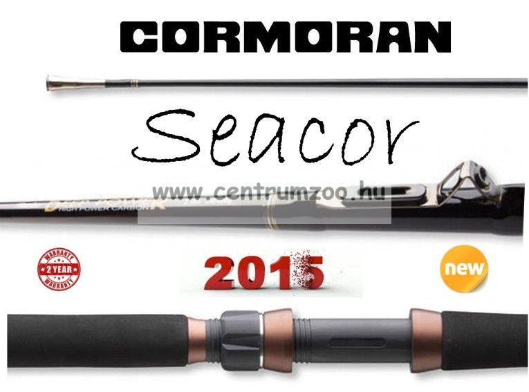 Cormoran Seacor Deep Power Interline 2,35m 200-600g 2r (29-0601230)M