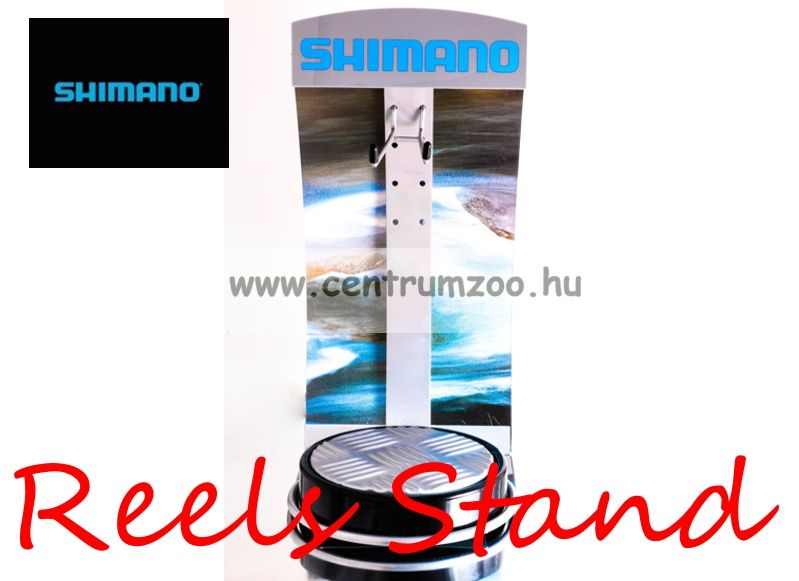 Shimano Reels Stand orsótartó állvány