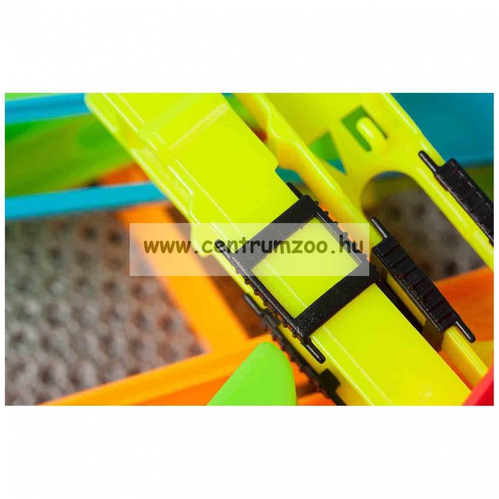 Preston Double Slide Winders 260mm ORANGE szerelék tartó létra szett 10db/csomag PDSW/26