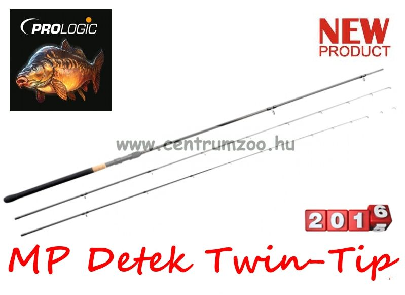 Prologic MP Detek Twin-Tip 12' 1.75lbs - 2sec pontyos bot  (49830)
