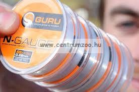 GURU N-Gauge 6lb 0,17mm előke zsinór (GNG17)