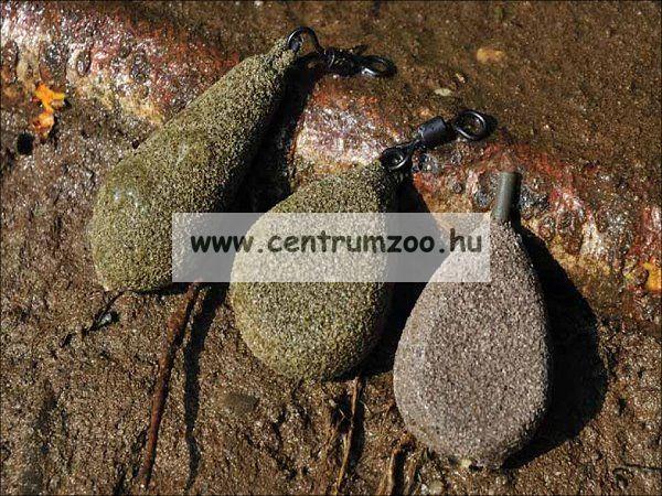 KORDA Textured coated Flat Pear Inline 2,5 oz / 70g (TFPI25)