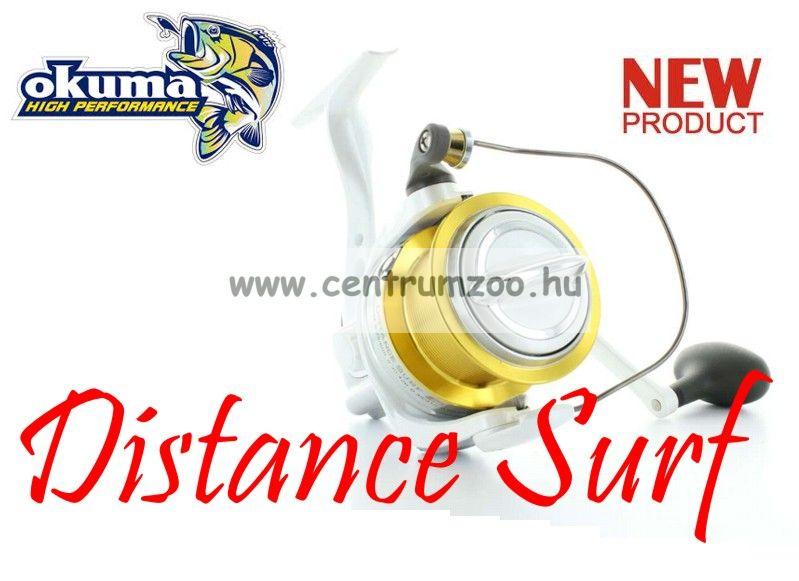 Okuma Distance Surf DS 60 FD 6+1bb távdobó orsó (36033) 2016NEW