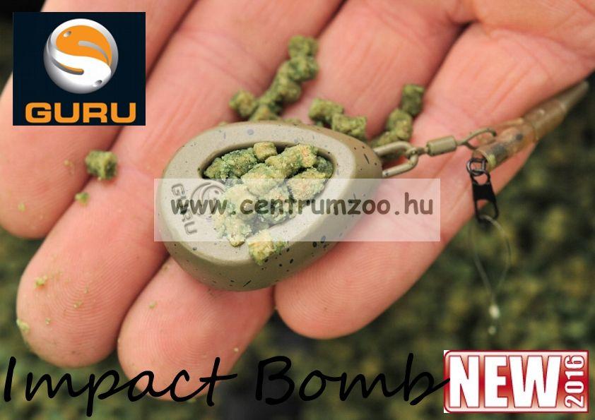 GURU Impact Bomb paszta és pellet ólom  2/3oz 19g (GMB23)