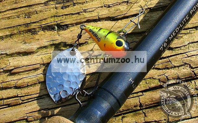 SpinMad Tail Spinner gyilkos wobbler MAG 6g 0705