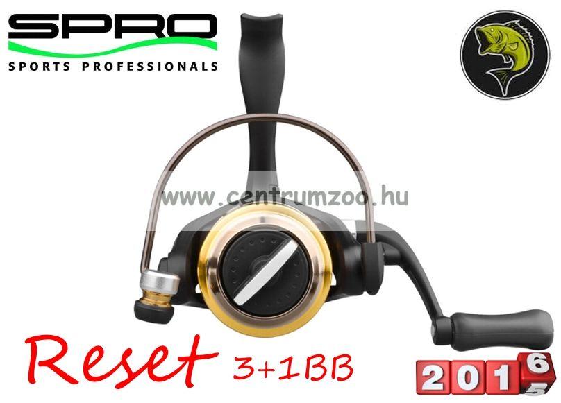 Spro Reset 440 FD 3+1cs (1183-441) elsőfékes orsó