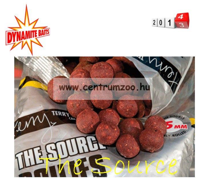 Dynamite Baits Soluble Boilies The Source 18mm 1kg oldódó bojli 1kg (DY022 )