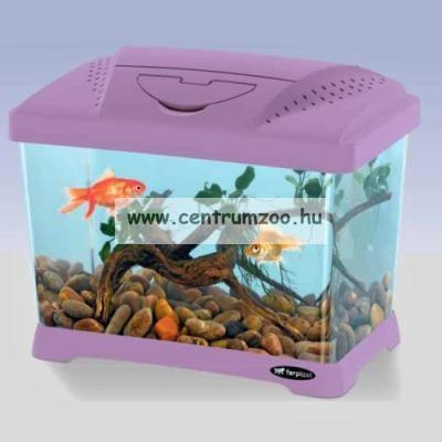 Ferplast Capri Basic White 21 literes FEHÉR akvárium, terrárium