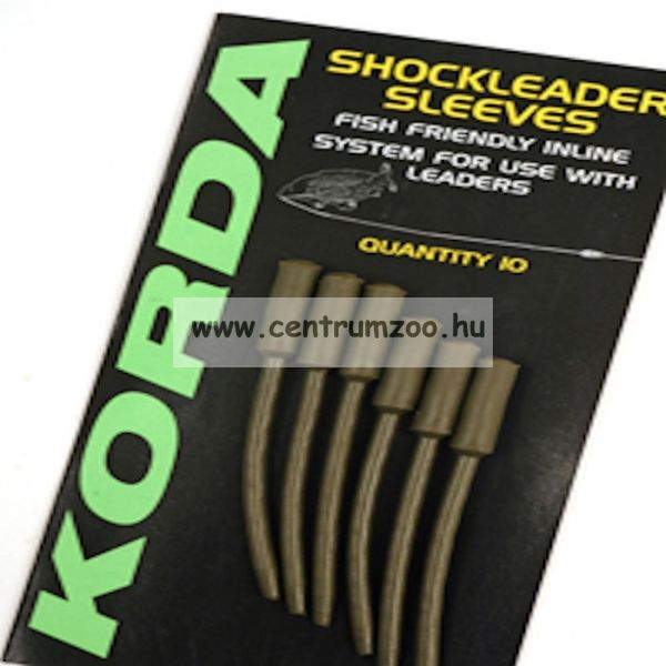 KORDA Shockleader Sleeves  (KSS)