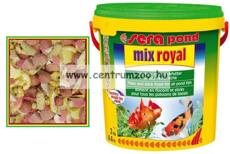 Sera POND MIX ROYAL tavi haltáp  1 liter (7100)