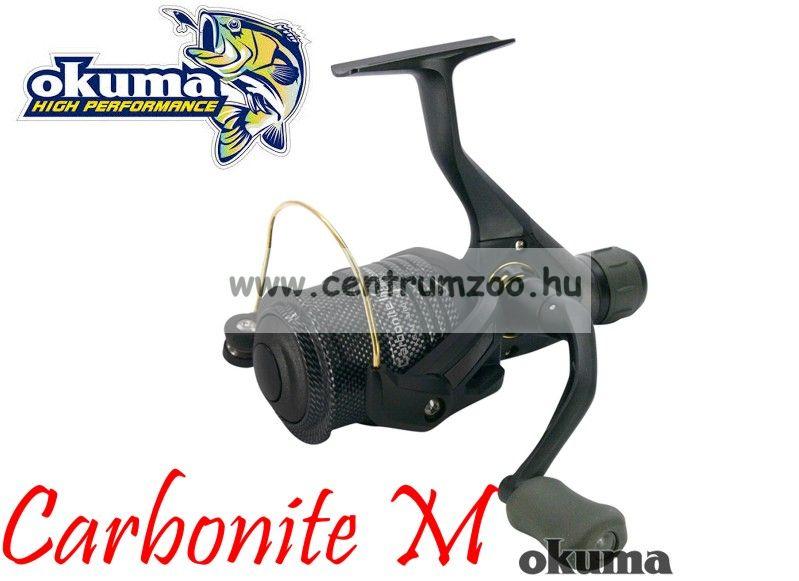 Okuma Carbonite I 35RD CBR-235M 1+1bb hátsófékes orsó (43925)