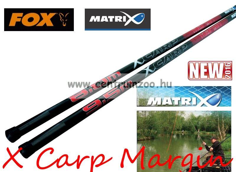 FOX Matrix X Carp Margin Puller pole 9.5m rakós bot (GPO028)