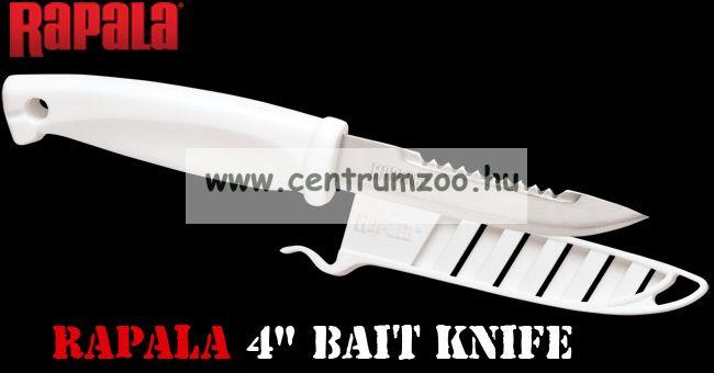 Rapala Bait Knife prémium  horgászkés (RSB4BX)