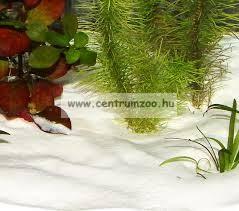 JBL Sansibar Snow akváriumi kavics aljzat 10kg (JBL67061) hófehér