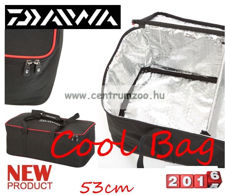 Daiwa Team Daiwa COOL BAG thermo és hűtő táska 53cm (DTDCB1) (197200)