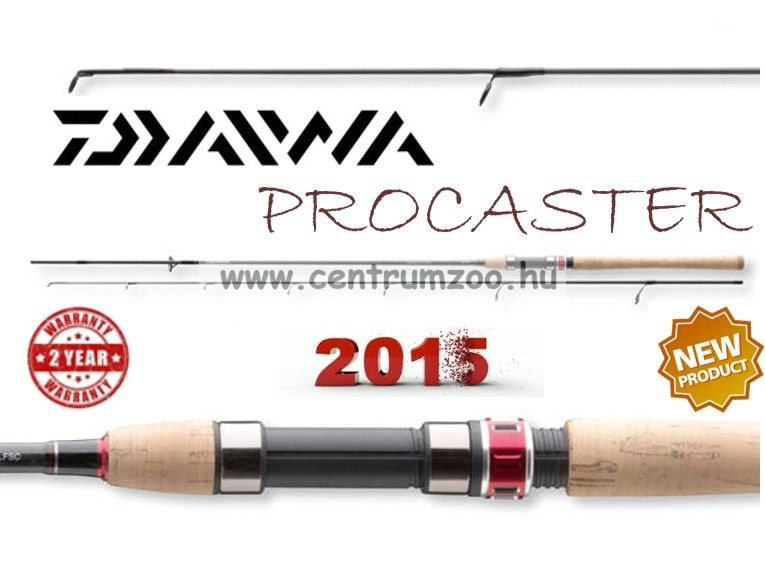 Daiwa PROCASTER SPIN 2,70m 40-80g pergető bot (11625-275) + AJÁNDÉK
