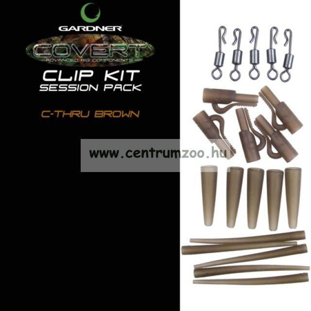 Gardner - COVERT CLIP KIT SESSION PACK - CCKB CCKG CCKCS