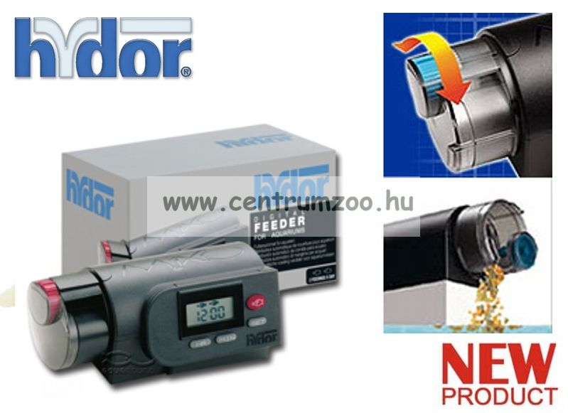 Hydor Mixo Feeder Digitális haletető automata (M01100)