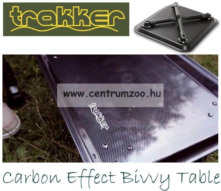 TRAKKER Carbon Effect Bivvy Table (210205)