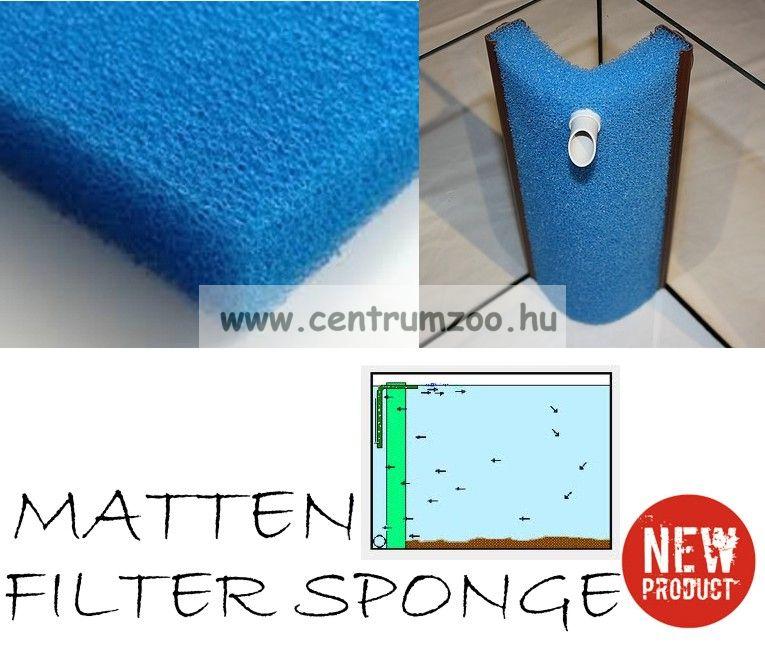 MATTEN SZŰRŐSZIVACS TM45 - sűrű - 50*50*3cm