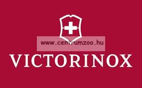"Victorinox ""My First Victorinox"" kék transzparens 8,4cm zsebkés, svájci bicska  0.2373.T2"