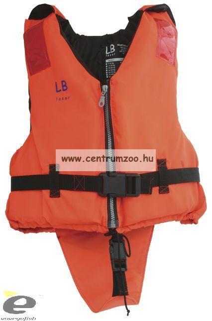LB LAZAR CE minőségi mentőmellény 15-20kg gyermekeknek   (EN 395 ISO 12402-4)